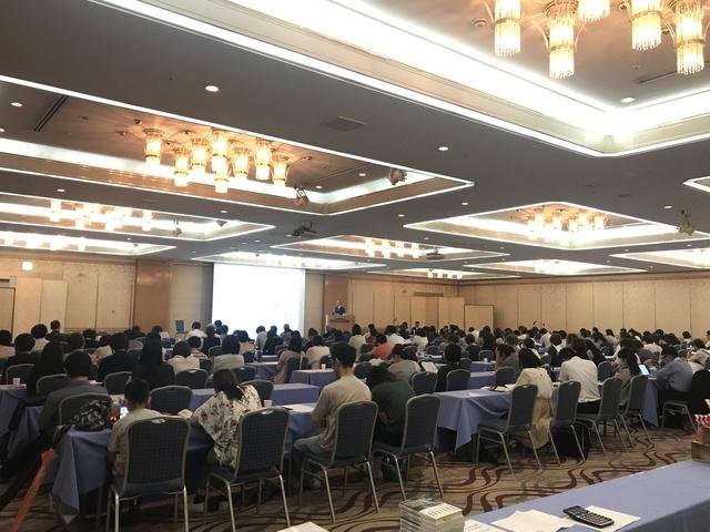 日本理化学工業株式会社 大山隆久社長の講演会