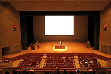 講演会の開催
